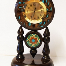 moroccan-clock